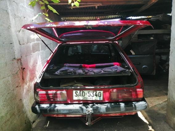 Mazda 323 Las 2 Chapa Y Título