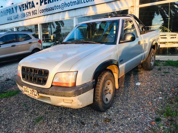 Chevrolet S10 2.8 4x4 Dc Dlx 2001