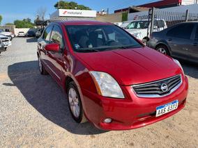 Nissan Sentra 2.0 Aut Cvt 2011 Nuevo! Pto/fcio 48 Cuotas!!
