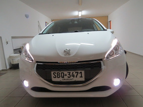 Peugeot 208 Frances Automatico 1.6 E Nivel 6 Full Impecable