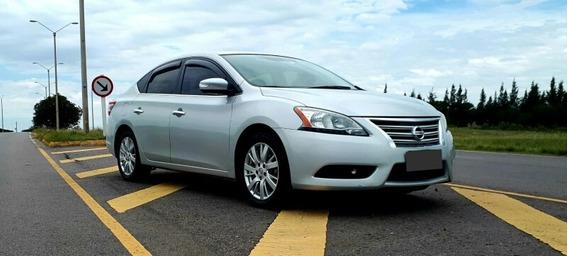 Nissan Sentra 1.8 Exclusive L4 Cvt 2013