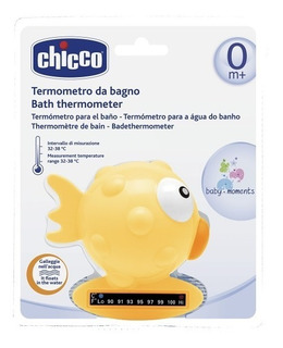 Termometro Para Baño Bebe Chicco Varios Colores Mvdkids