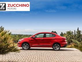 Nuevo Fiat Cronos | Tapizado En Cuero De Regalo!!