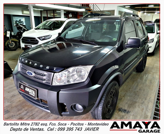 Amaya Garage Ford Ecosport 1.6 Xls 4x2 Año 2012 Impecable!!!
