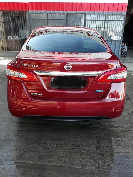 Nissan Sentra Exclusive Cvt B17