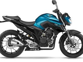 Yamaha Fz 25 - 250 Cc.- 0 Km - Azul - Expomoto