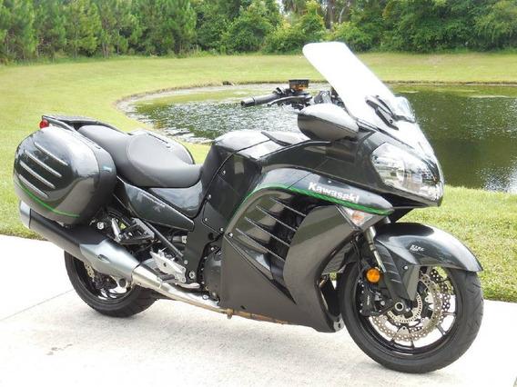 Kawasaki Concurse 1400