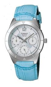 Reloj Casio Dama Ltp2069l | Garantía Oficial Casio