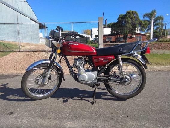 Moto Winner Cg 125cc 2900km Como Nueva!