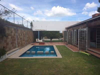 Casas Fin De Semana Tequisquiapan