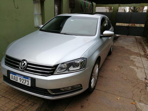 Volkswagen Passat 2014 Excelente Estado Permuto Liquido!!