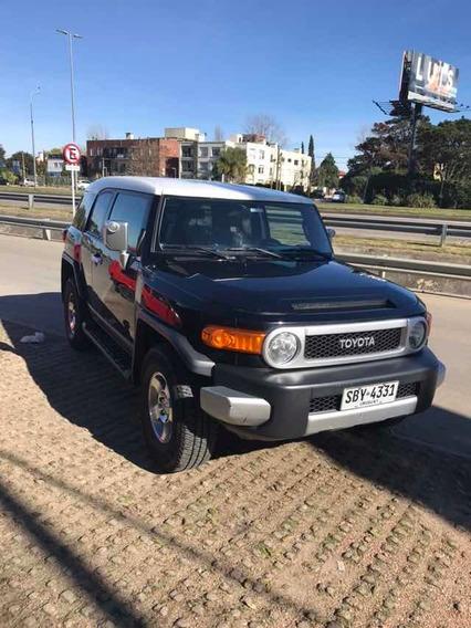 Toyota Land Cruiser Fj Cruiser 4x4