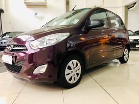 Hyundai I10 Gls 1.1 Cc Año 2012 Retira Con U$d 3900 Financio