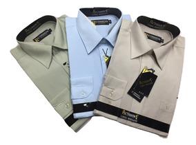 Camisas Lisas Hombre Promocion