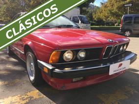 Bmw 635 Cs 1987 - Clásico!
