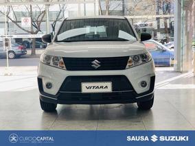 Suzuki Vitara Gl 2019 Blanco 0km