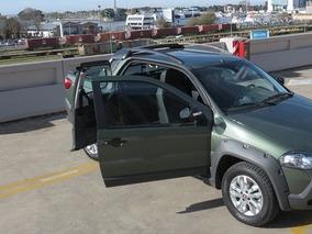 Fiat Strada Adventure 2015 Unico Dueño