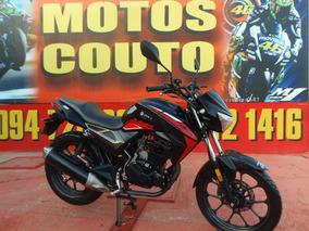 Yumbo Racer 200 Motoel Zanella Baccio == Motos Couto