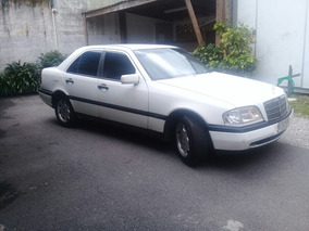 Mercedes-benz Clase C 2.5 C250 Elegance Plus 1999