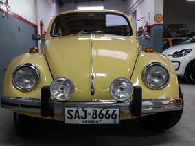 Volkswagen Escarabajo 1600cc Único.