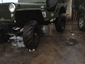 Jeep Jeep Willy Año 46 Cj2