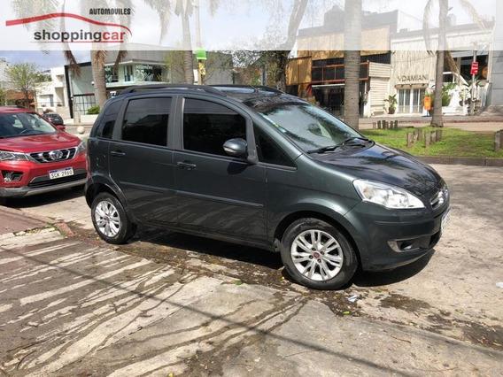 Fiat Idea Atractive 1.4 Unico Dueño 2015 Solo 77.000 Km.