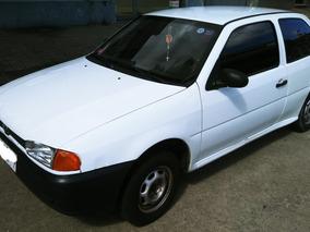 Volkswagen Gol 1.0 1997 Blanco 2 Puertas