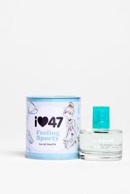 Perfumes Edt 47 Street Edt Feeling Sporty 60ml En Lata