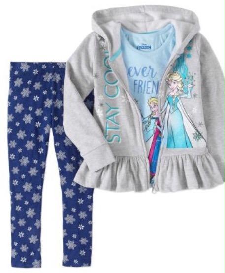 Conjunto Disney Frozen