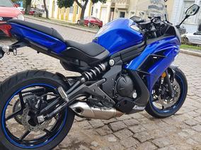 Kawasaki Ninja 650r Como Nueva.