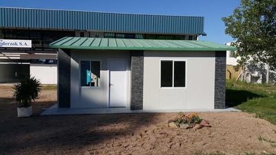 Casas Prefabricadas En Isopanel - 42 M2 Tu Casa Ideal