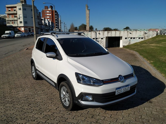 Volkswagen Cross Fox Blanco Unico Dueño. Impecable