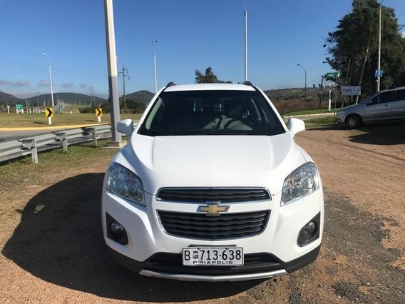 Chevrolet Tracker Ltz Año 2015 1.8 Nafta --entrega U$s 4000