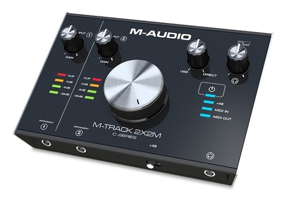 Interfase Audio Maudio Mtrack 2 X 2m