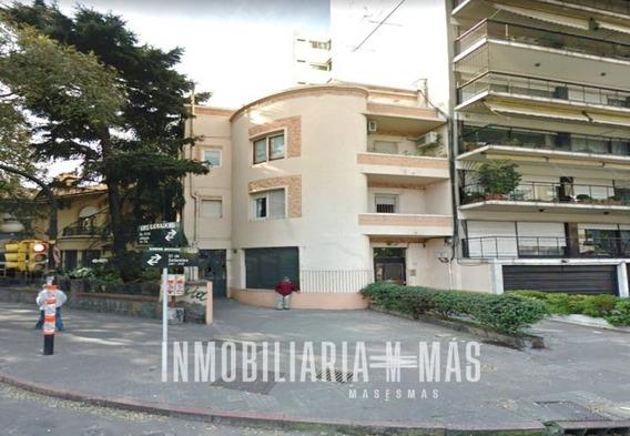 1 Dormitorio Apartamento Venta Parque Rodo Montevideo L *