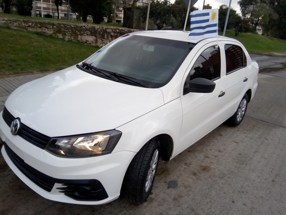 Volkswagen Gol Sedán 1.6cc Power 2018¡¡¡ Full¡¡¡ Impecable¡¡