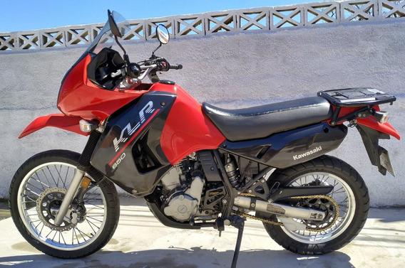 Kawasaki Klr 650, Igual A Cero!!!, Permuto