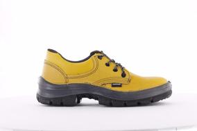 Zapato De Seguridad Con Puntera Acero Unit 20345