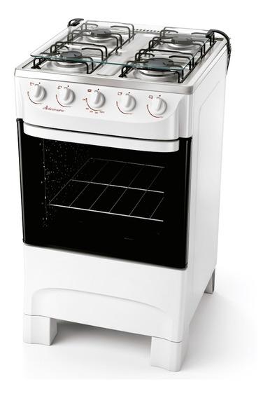 Cocina Tem Blanca Mod. Aniversario Gas