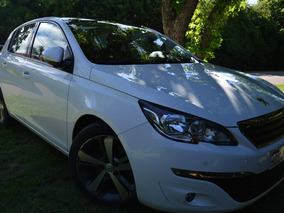 Peugeot 308 New1.6turbo Active 163hp 2016 Extra Full Automa