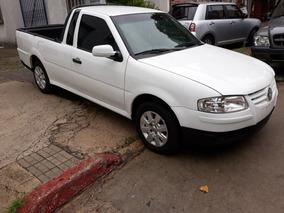 Volkswagen Saveiro 1.6 Semi Full 2008. Muy Buen Estado!!