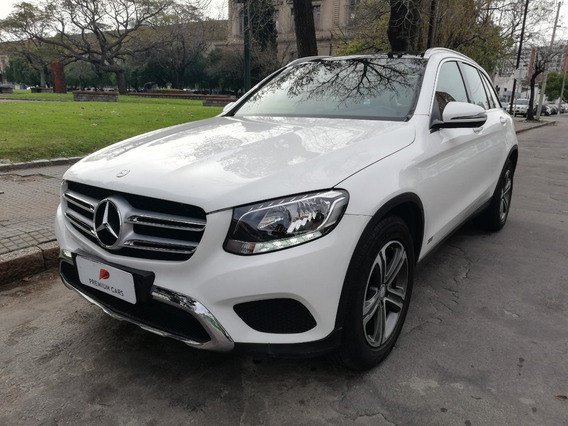 Mercedes Benz Glc 250 Exclusive Con Adicionales, 2016
