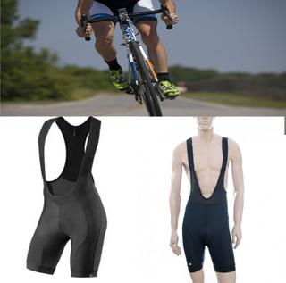 Calza Corta Ciclismo Triatlon Con Badana - Tuproductouy