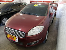 Fiat Linea 1.9 Mpi 16v Flex 4p Manual