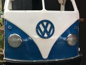 Volkswagen Kombi Frente De Vw Kombi X Barra De Bar