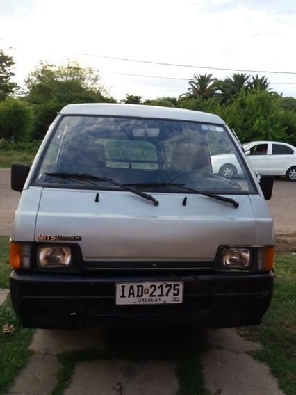 Mitsubishi Furgon 5 Puertas Año 95
