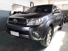 Toyota Hilux 3.0 Cd Sr Tdi 171cv 4x4 2012 Nueva