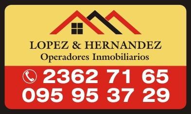 Lopez Y Hernandez Vende Casa Muy Comoda Y Luminosa!