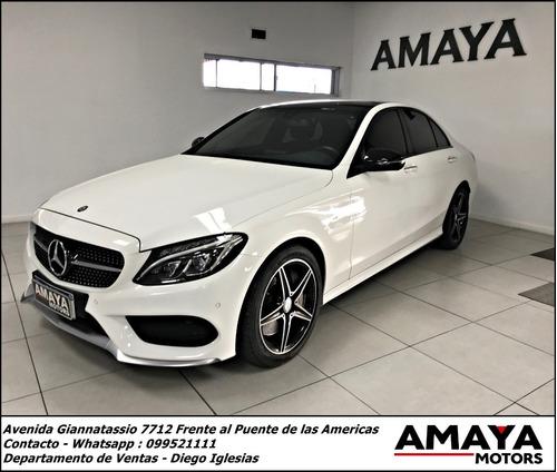 Mercedes Benz C 450 3.0 Amg V6 367cv !! Unicoo !! Amaya