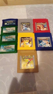 Pokemon Azul Para Gameboy Color En Español !!!